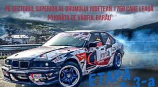 Campionatul National de Drift, Pojorata – Rarau